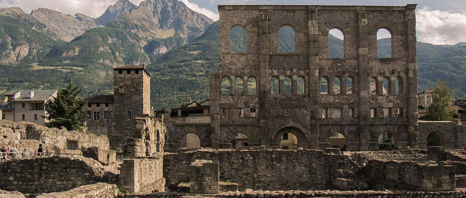 cose da vedere ad Aosta