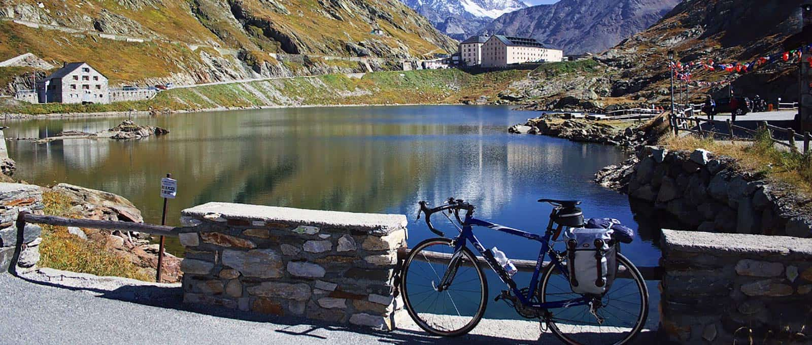 mountain bike Aosta