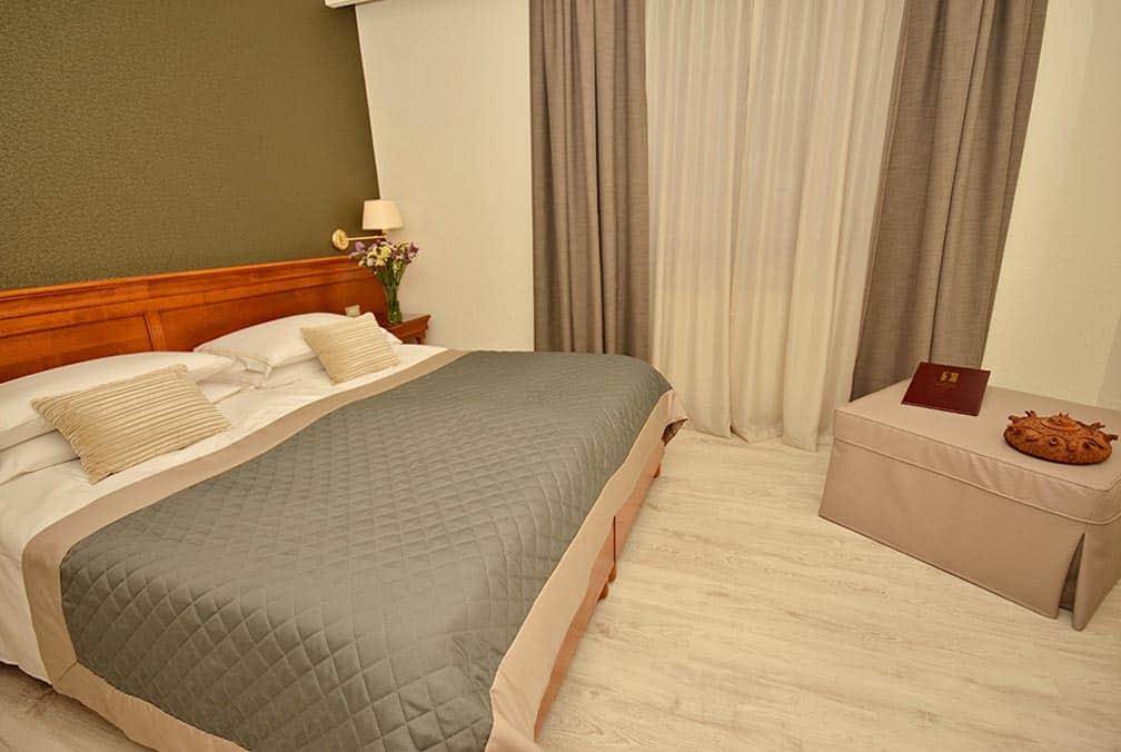 Hotel Diana Aosta camera