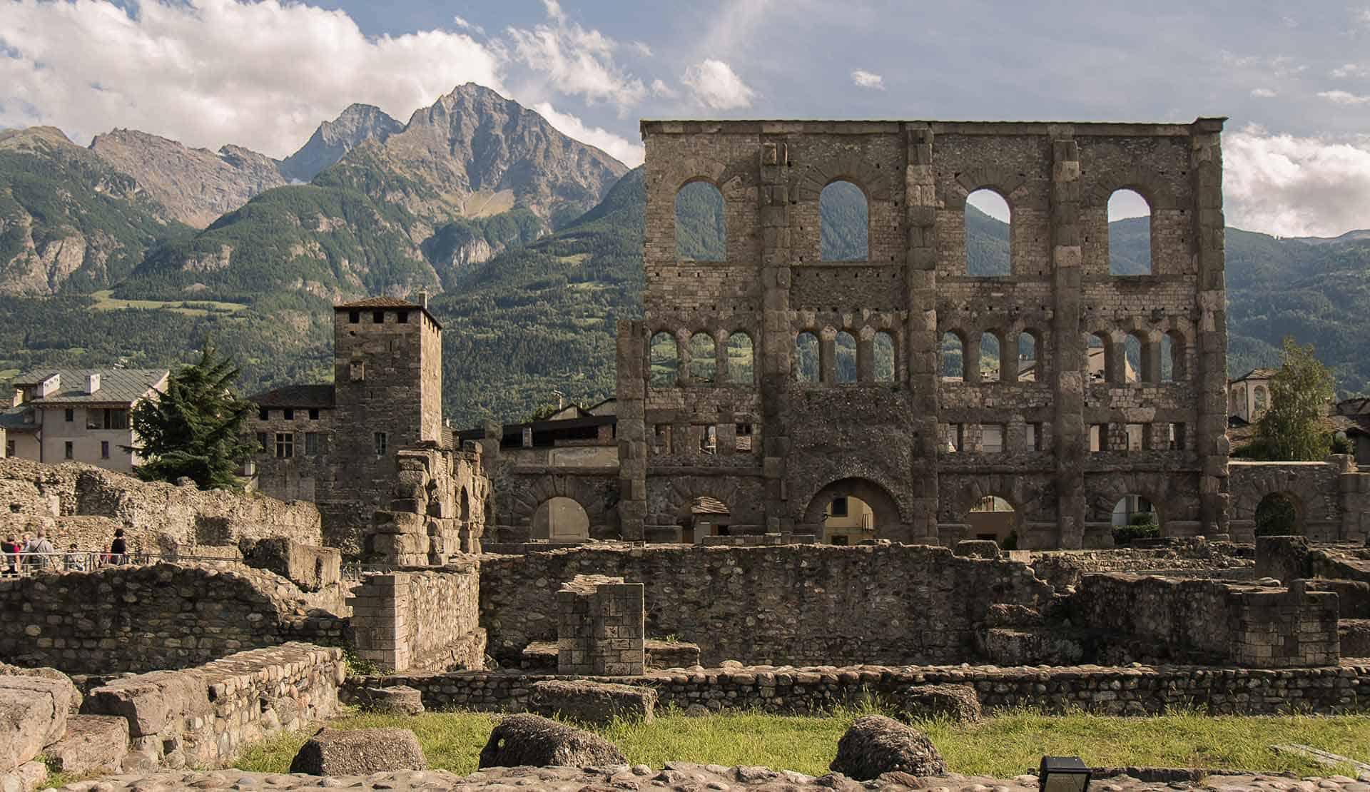 wellness hotel Aosta